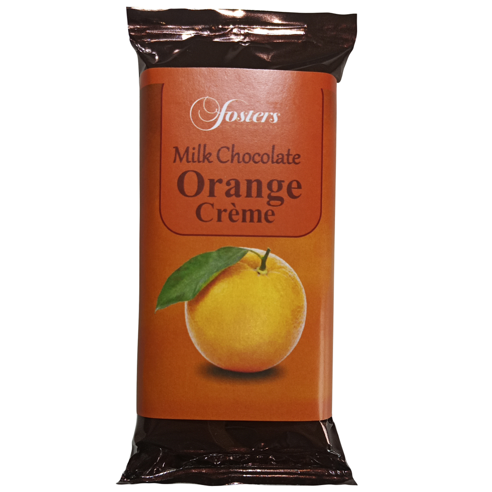 Load image into Gallery viewer, Milk Chocolate Orange Creme Bar