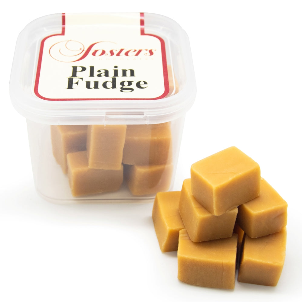 Plain Vanilla Fudge