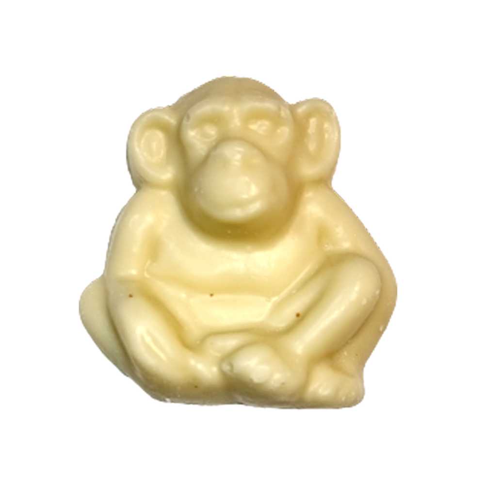 Monkey White Chocolate