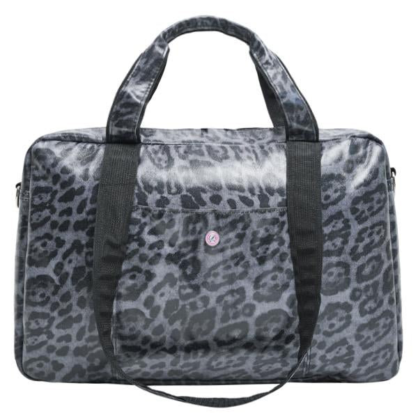 Laptoptasche 15 Zoll Leopard Grau | All-time Favourites