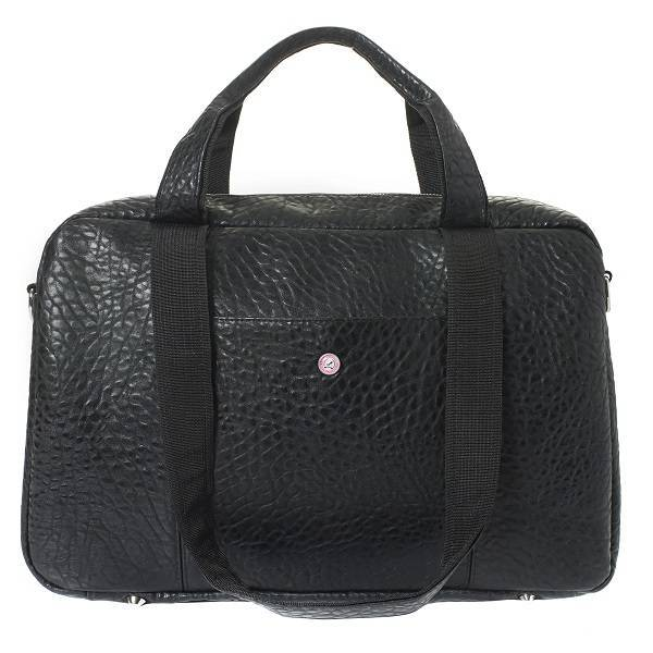 "Laptoptasche 15"" Black Croco l All-time Favourites"
