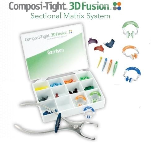 Composi-Tight 3D Fusion™ Sectional Matrix System
