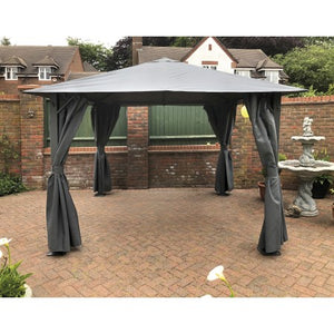 Highfield Gazebo Curtain Set