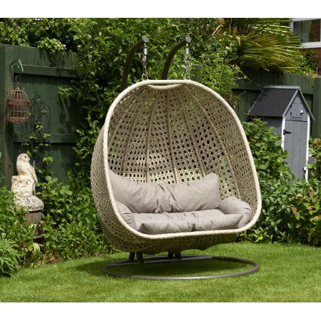 Bayeux Deluxe Double Swing Seat
