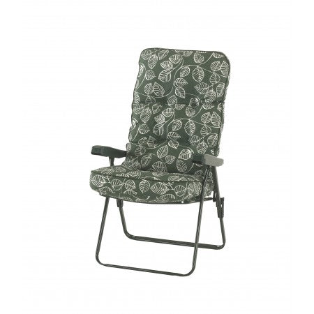 Deluxe Garden Recliner (pattern options available)