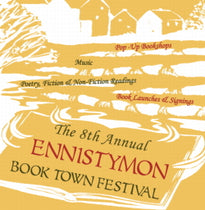 The Ennistymon Book Town Festival returns in 2021