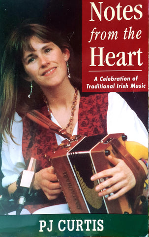 Notes from the Heart - A Celebration of Traditional Irish Music - The Salmon Bookshop - Ennistymon - Co. Clare - Ireland