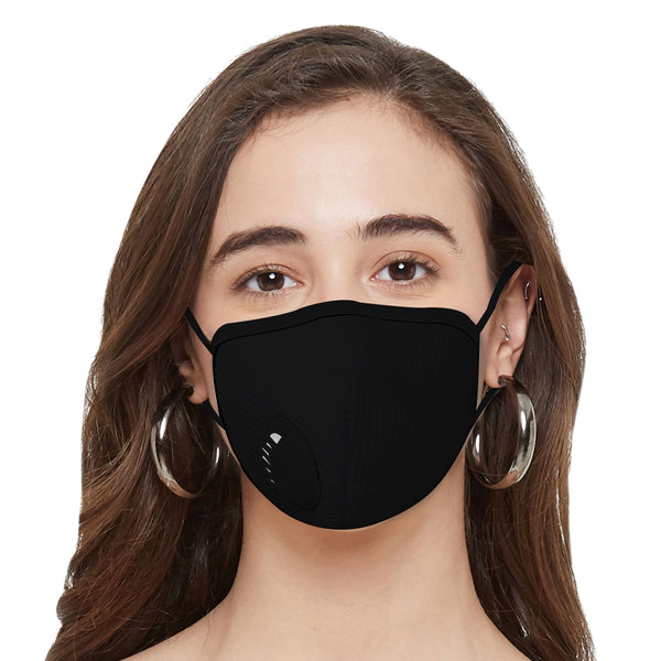 Two way respirator -8 Layer reusable SN 99 Protection Ear Loops Mask