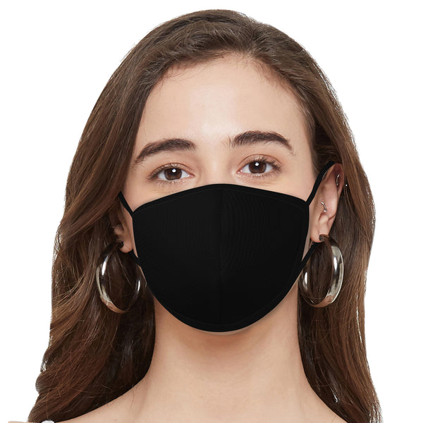Triple Layer SN95 Reusable, Washable and Antimicrobial Mask