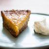 Lemon Buttermilk Chess Pie
