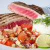 Premier Yellowfin Tuna (4) 7oz steak portions