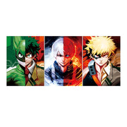 DBZ 3D Lenticular Poster ONE PIECE 3D Wall Art Paintings Naruto Anime 3D Three-dimensional Paintings Wall Decor 3D Print