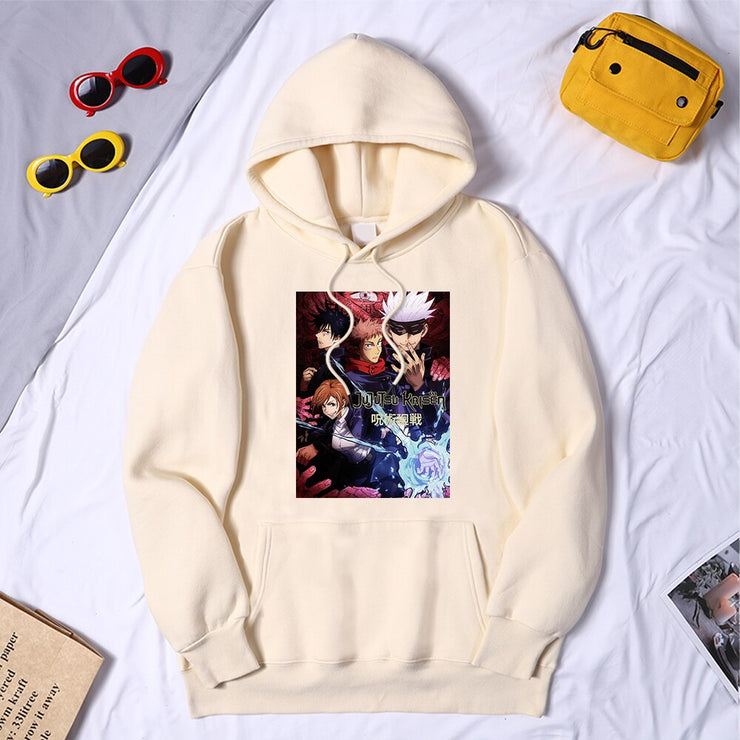 Funny Cartoon Mens Sweatshirts Famous Brand Hoodie Sweatshirt Men Famous Brand Streetwear Autumn Loose Men Pullovers