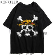 T-shirt One Piece Streetwar Mugiwara