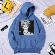 Naruto Hoodie Mens Pattern Hoody Anime Prints Fitness Wears Personality Oversize Hoody Street Fashion Crewneck Hoody Pullover
