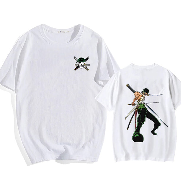 T-shirt zoro one piece