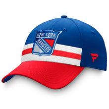 Load image into Gallery viewer, Fanatics Authentic Pro Draft Royal Flex Hat