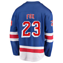 Load image into Gallery viewer, Rangers Special Edition Breakaway Player Jersey Royal Home Fox #23
