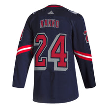 Load image into Gallery viewer, Rangers Reverse Retro Player Jersey Kakko #24