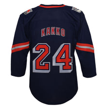 Load image into Gallery viewer, Rangers Special Edition Child Player Jersey Kakko #24