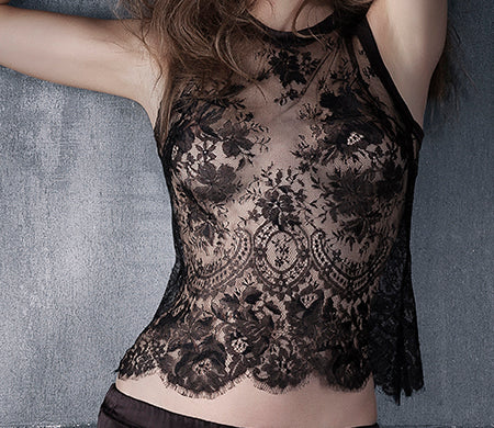 Christie's Greta Lace Top Camisole