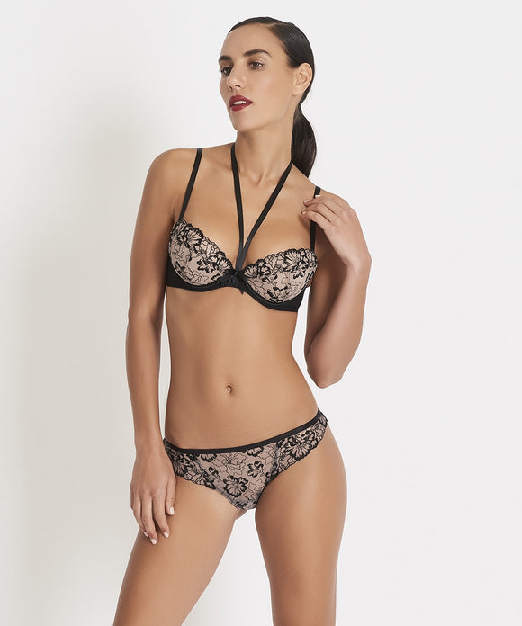 Aubade Reverie Malicieuse Mini Coeur Brief