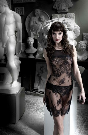 Christie's Couture Chemise