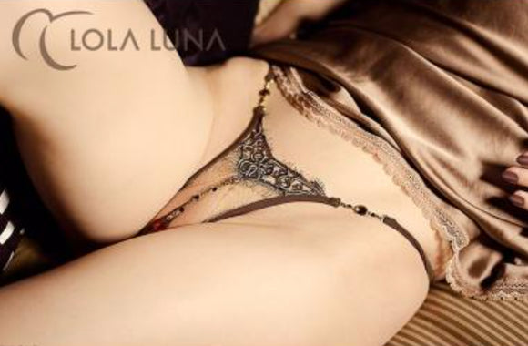 Lola Luna Natacha Open G-String