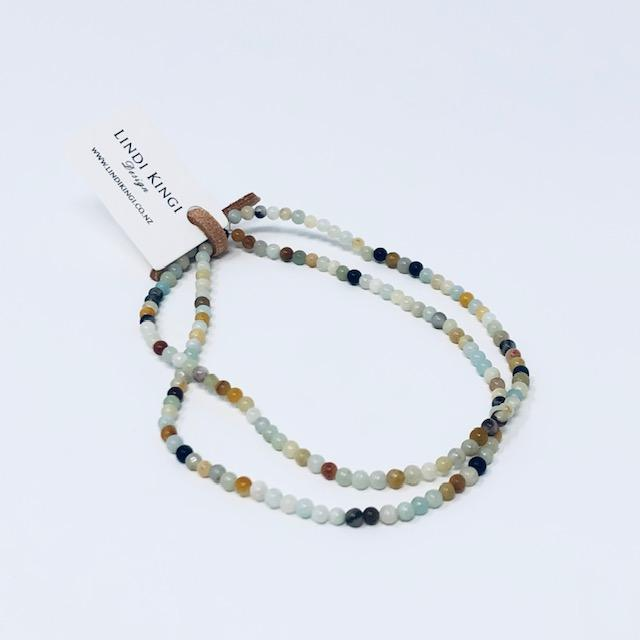 Beaded Bracelet Set | Happiness Beads - SOLD OUT! by Lindi Kingi Design shop online now