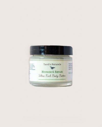Tandi's Naturals Ultra Rich Body Butter Jar