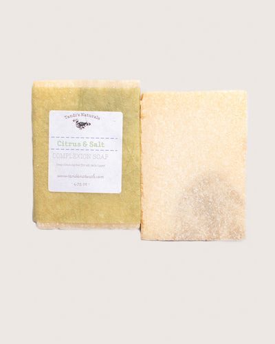 Tandi's Naturals Citrus & Salt Complexion Bar Soap