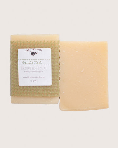 Tandi's Naturals Gentle Herb Bar Soap