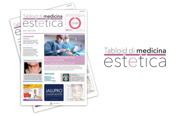 Dermastir Luxury in Tabloid di Medicina Estetica
