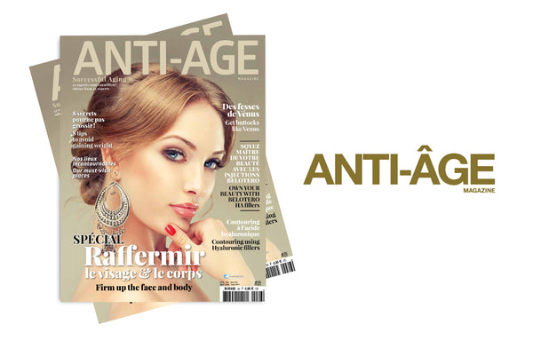 Dermastir Luxury in Anti-Age Magazine