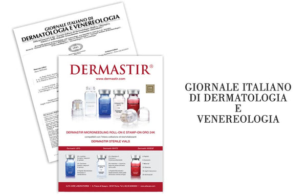 Dermastir Luxury in Minerva Medica