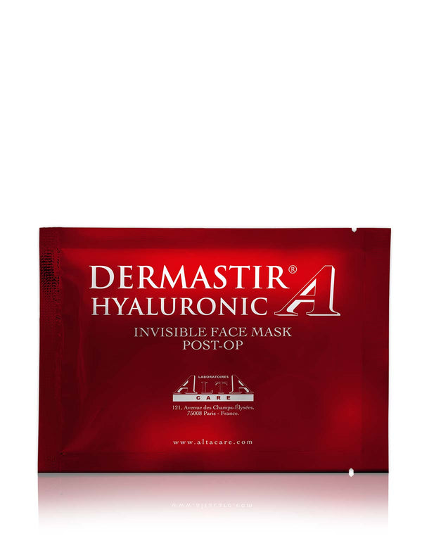 Maschera Post-op Dermastir Hyaluronic Invisible Viso