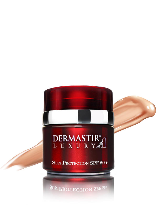 Крем Dermastir Sun Protection SPF50+ Tinted