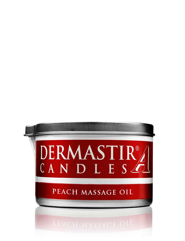 Dermastir Massage Candle Oil Peach 150g