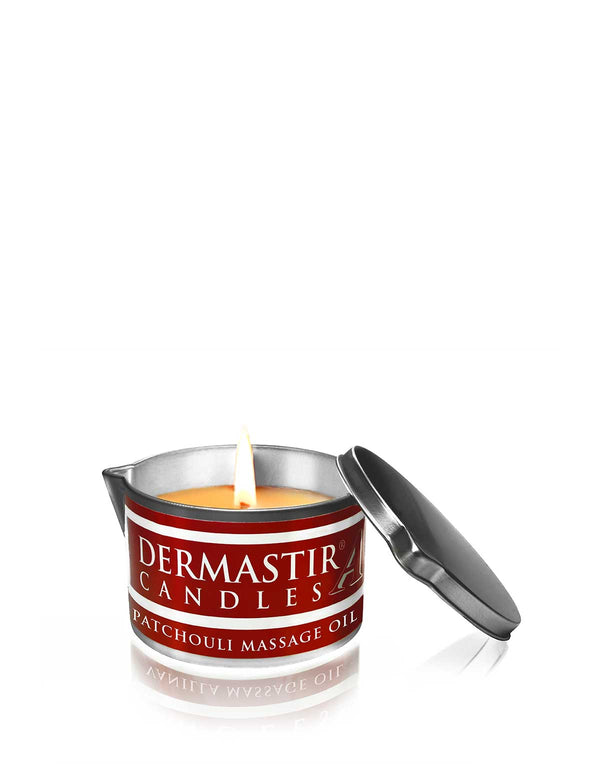 Dermastir Massage Candle Oil Patchouli