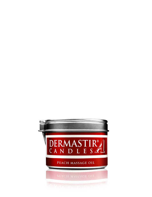 Dermastir Massage Candle Oil Peach