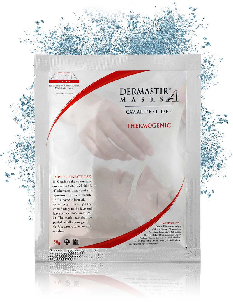 Dermastir Peel Off Mask - Thermogenic