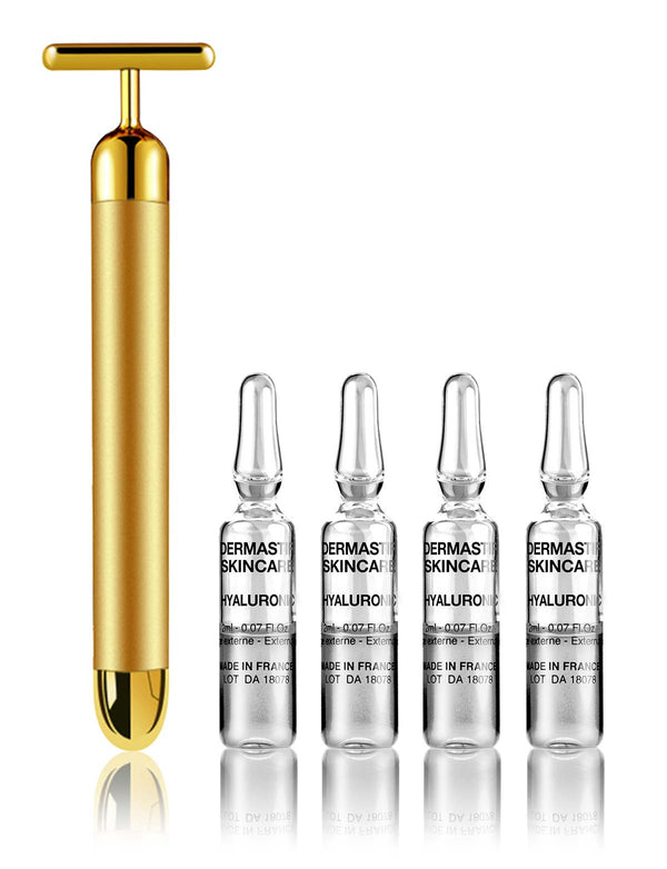 Dermastir Starter Pack – 16 Ampoules Acide Hyaluronique