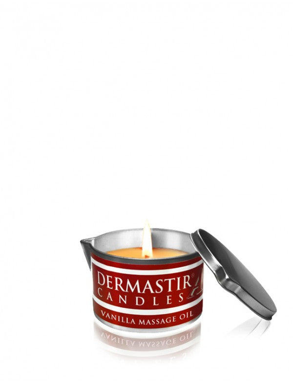 Dermastir Massage Candle Oil Vanilla