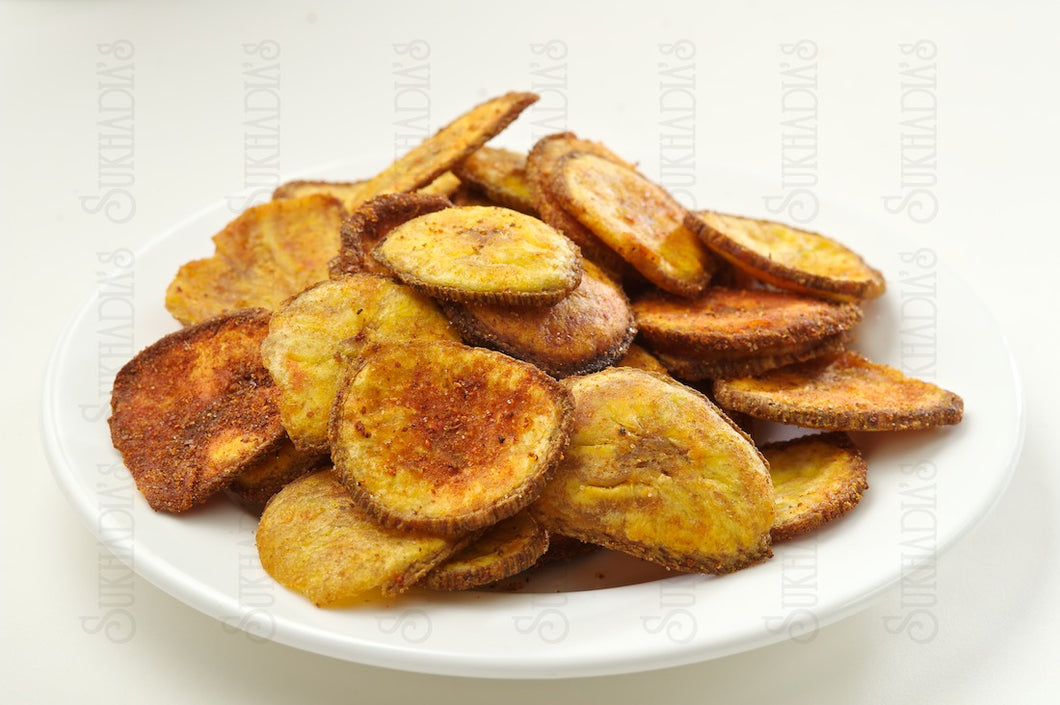 Banana Chips - Red Pepper