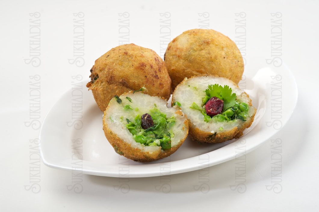 Aloo Patise Tray