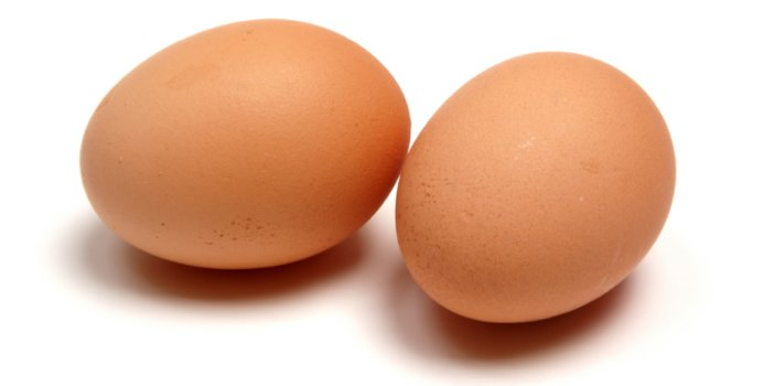 Organic Eggs, Large Brown, Grade A
