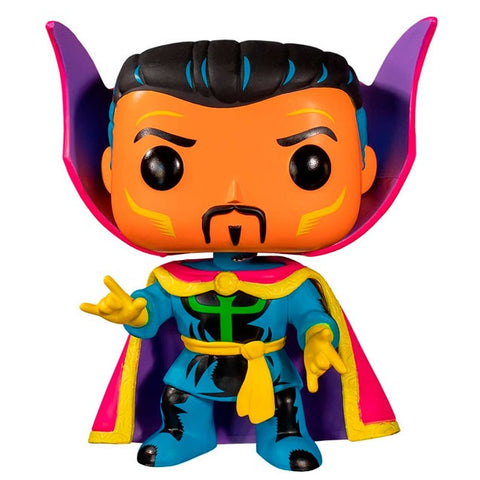 Funko Pop! Marvel Black Light Doctor Strange (Special Edition)