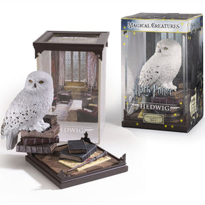 Figura Criaturas Mágicas Wizarding World Hedwig