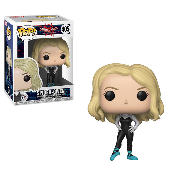 Funko Pop! Marvel Spider-Man Into the Spider-Verse Spider-Gwen
