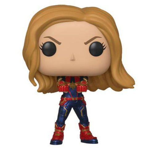 Funko Pop! Marvel Vengadores Endgame Captain Marvel